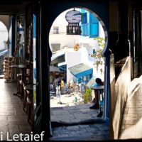 Un journée à Sidi Bou Saïd
